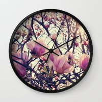 Dreamy Light! Wall Clock