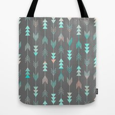 Aztec Arrows Tote Bag