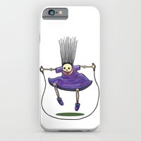 Jumprope Girl iPhone 6 Slim Case