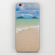 Lanikai Surf iPhone & iPod Skin