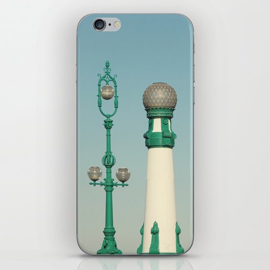 Kursaal Bridge No.2 iPhone & iPod Skin