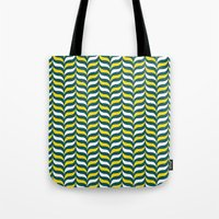 Broccoli and Cheese Mod Tote Bag