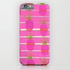 Pink Pineapples iPhone 6s Slim Case