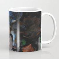 Autumn Squirrel  Mug