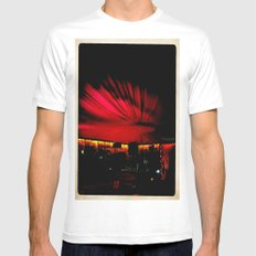 Boreal SMALL White Mens Fitted Tee