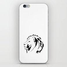 Lionhead Tribiales iPhone & iPod Skin