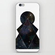 Nebula's Key iPhone & iPod Skin