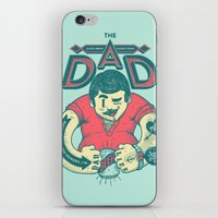 THE DAD iPhone & iPod Skin