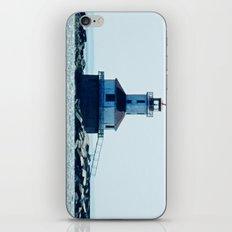 Summerside Harbour Lighthouse PEI iPhone & iPod Skin