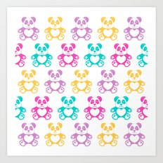 pattern series 018 Art Print