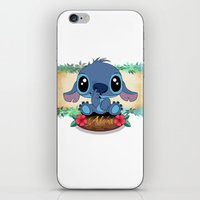 Aloha... iPhone & iPod Skin