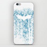Hidden Hero iPhone & iPod Skin