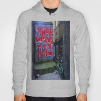 End Of The Alley Hoody