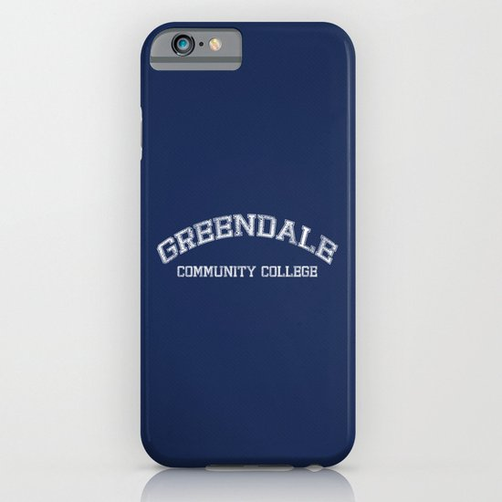 Greendale Community College iPhone & iPod Case