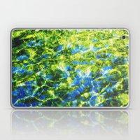 Water As Painting Laptop & iPad Skin