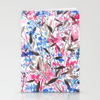 Wandering Wildflowers Pi… Stationery Cards