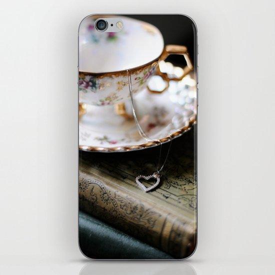 my little valentine iPhone & iPod Skin