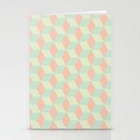 Patterns on Patterns Stationery Cards