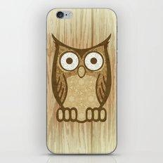 Owl Always Love You iPhone & iPod Skin