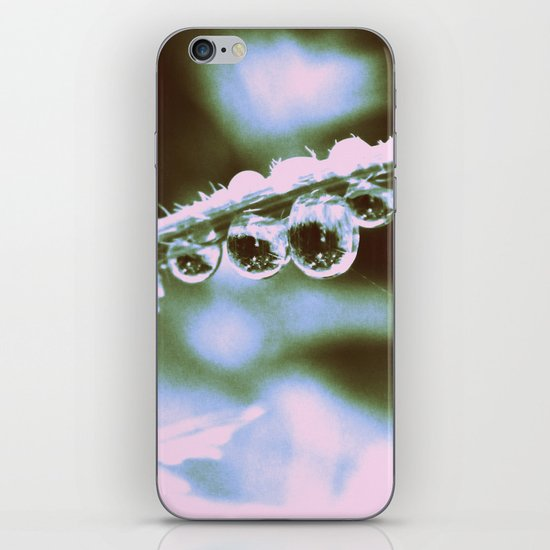 Everything Becomes Clear  iPhone & iPod Skin