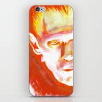 Frankenstein, What Etern… iPhone & iPod Skin