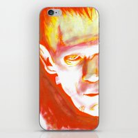Frankenstein, What Etern… iPhone & iPod Skin