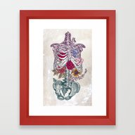 La Vita Nuova (The New L… Framed Art Print
