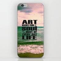 Art Washes From The Soul… iPhone & iPod Skin