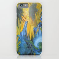 iPhone & iPod Case featuring Sunflowers  by Aliina Ross