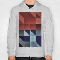 :: Geometric Maze IX :: Hoody