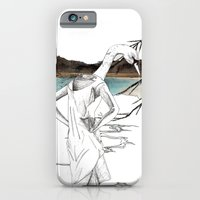 iPhone & iPod Case featuring Cycnus by Kirsten McNee