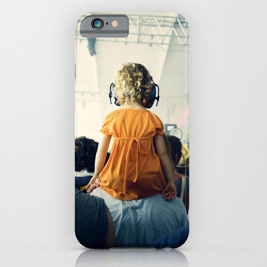 LuLu at Bon Iver iPhone & iPod Case