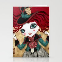 Mad Riddle Stationery Cards