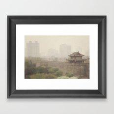 Xi'an Framed Art Print