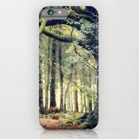 iPhone & iPod Case featuring Hêtre de Ponthus - Legendary Trees of Brocéliande by Marc Loret
