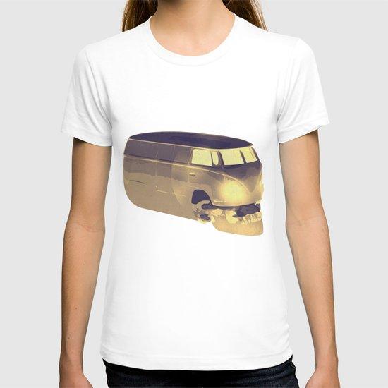 Skull Volkswagen T-shirt