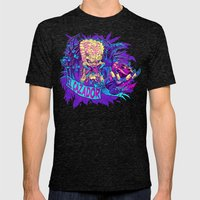 EL CAZADOR (the Hunter) Mens Fitted Tee Tri-Black SMALL