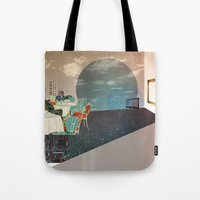 atmosphere 19 · Roadhouse Blues Tote Bag