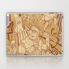 Half Life 2 tribute Laptop & iPad Skin