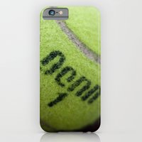 Anyone For Tennis? iPhone 6 Slim Case