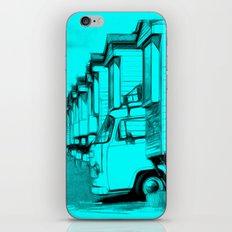 Volkswagen Van iPhone & iPod Skin