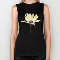 He Loves Me, He Loves Me Not Biker Tank
