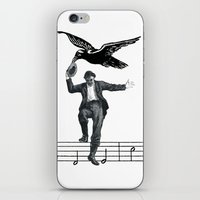 Saved By The Music Again  iPhone & iPod Skin