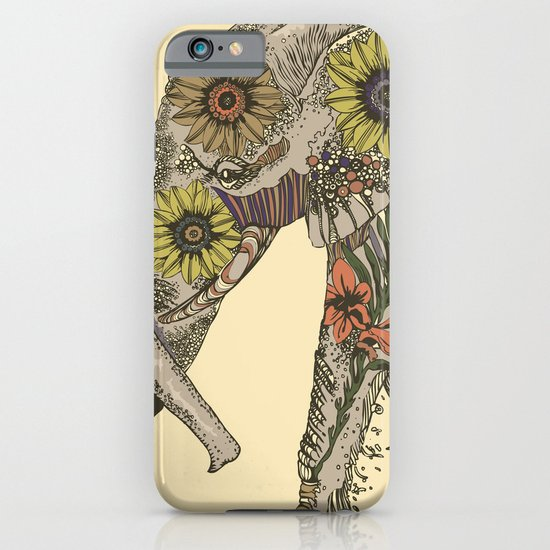 LET'S GO HOME iPhone & iPod Case