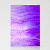 Cloudy Jupiter  Stationery Cards