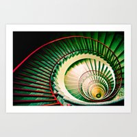The Snail Art Print
