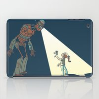 Robot Number 3 and Me iPad Case