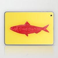 Swedish Fish Laptop & iPad Skin