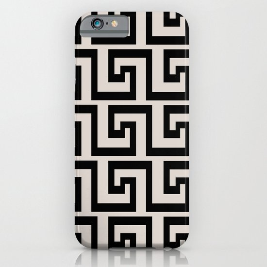 Greek Key iPhone & iPod Case