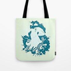 Octopus Rex 02 Tote Bag